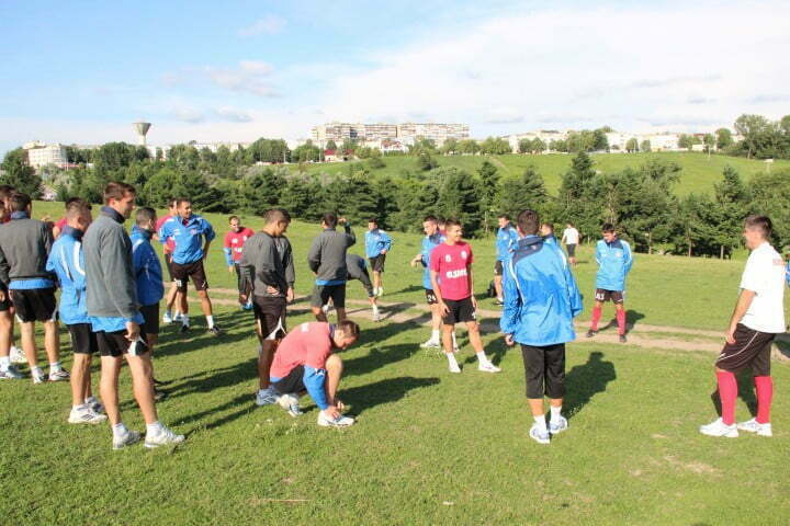FC Botoşani – Tudora, scor 8-1