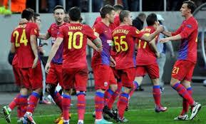 Pe 30 noiembrie, Steaua vine la Botoşani
