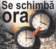 Se schimbă ora: la noapte, ora 4:00 devine ora 3:00