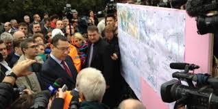 Ponta a anunţat că va acorda mai multă atenție investițiilor din Moldova