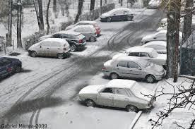 Meteorologii anunţă ninsori