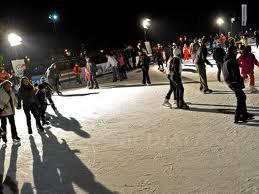 Până la urmă, patinoarul va fi amenajat în parc