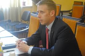 """Primarul Ovidiu Portariuc: """"Nu sunt multumit de modul cum au gestionat santierul"""""""