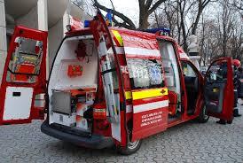 Ambulanţe noi pentru Botoşani