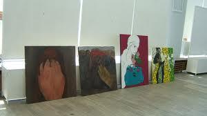 Picturi de iarnă expuse la Galeriile Luchian