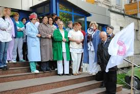 Salariaţii de la Mavromati pichetează astazi Consiliul Judeţean