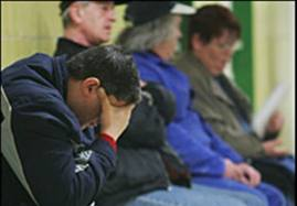 Zeci de şomeri botoşăneni plătiţi cu indemnizaţia minimă