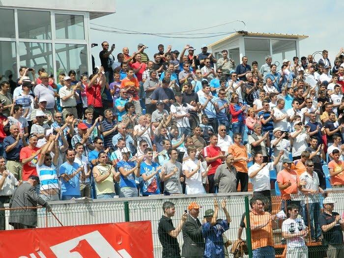 Luceafărul Oradea II – FC Botoşani 1-5