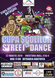 Cupa Şcolilor la Streetdance