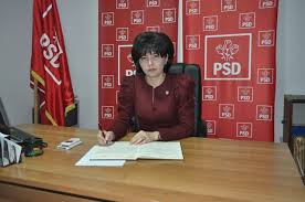 Anunţ făcut de senatorul Doina Federovici