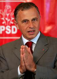 Mircea Geoană ar putea ajunge vineri la Botoşani