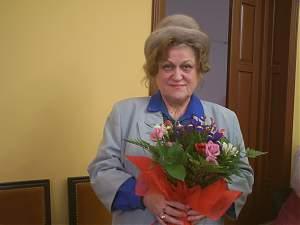 Lucia Olaru Nenati, cetăţean de onoare al municipiului Botoşani