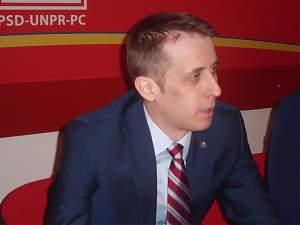 Ovidiu Portariuc va face în continuare echipă cu Andrei Dolineaschi