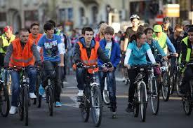 Turul oraşului pe biciclete