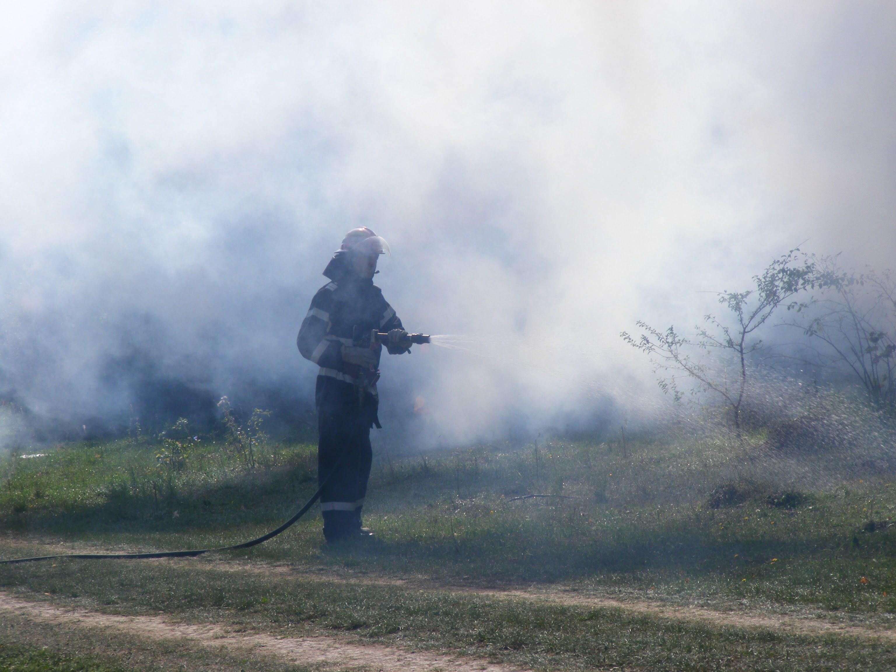 Incendiu generat de un scurtcircuit electric