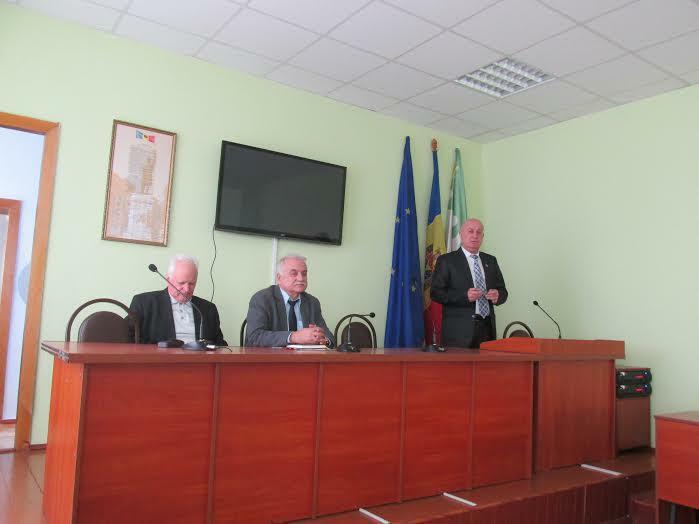 Zona Metropolitană Botoșani, întâlnire importantă la Edineţ – GALERIE FOTO