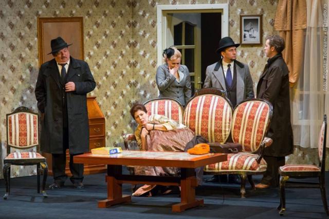 Trei zile de spectacole pregătite pentru ediția 2016 a Zilelor Teatrului