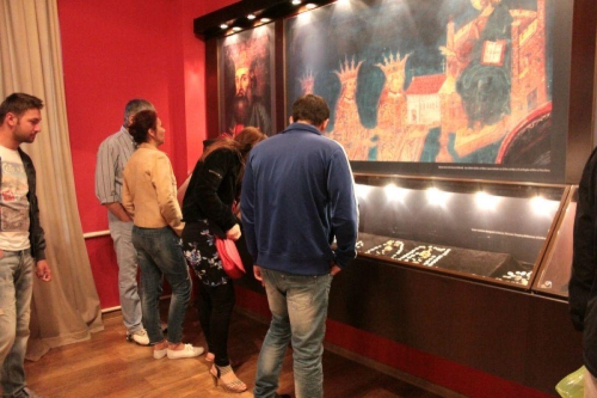 Muzeul Județean a avut parte de cea mai aglomerată zi a anului
