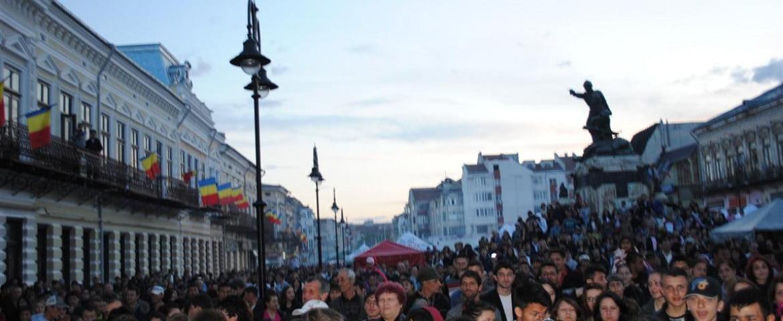 3.000 de oameni la concertele de Zilele oraşului