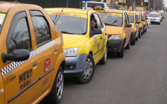 Se face ordine printre taximetriști