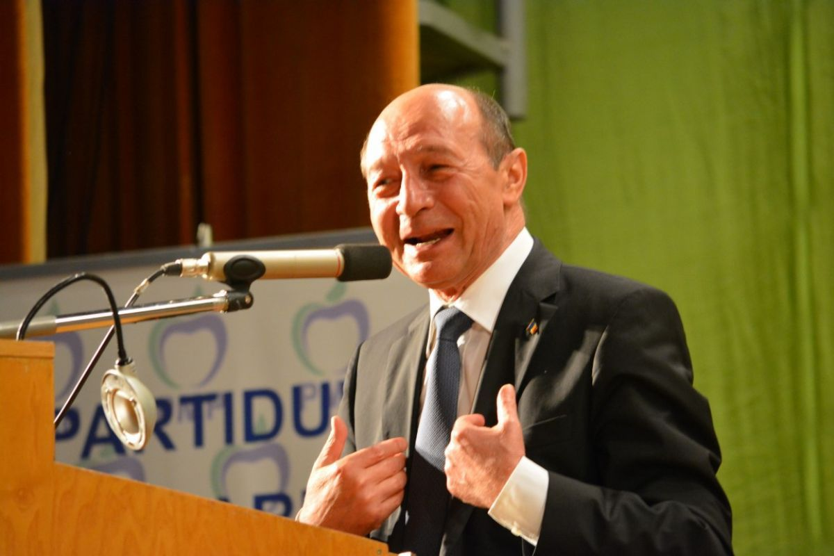 E sigur! Partidul lui Băsescu NU intră în Parlament