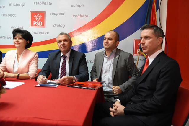 Deja cu peste 61%, PSD Botoșani are șanse reale la al 5-lea deputat