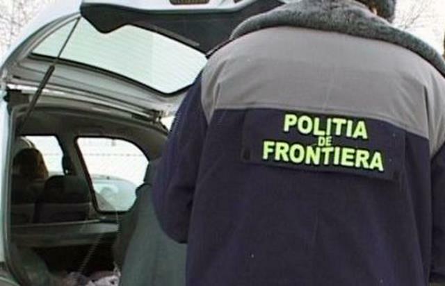 Permis de conducere ucrainean fals, depistat la PTF Stânca