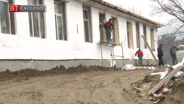 O scoala sigura pentru copiii din Cosula                    -VIDEO