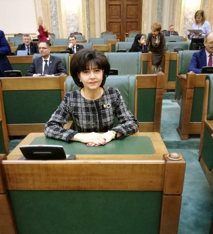 Senatorul Doina Federovici printre parlamentarii care vor controla activitatea SRI în următorii patru ani