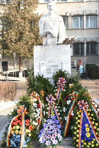 Ziua Unirii  marcată şi în acest an la Botoşani        -GALERIE FOTO