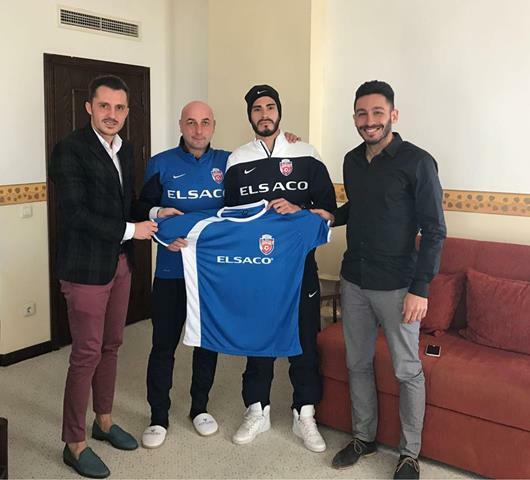 FC Botosani a transferat un brazilian .