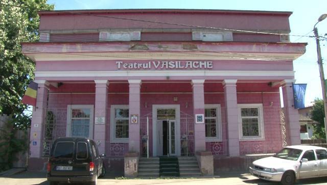 """Tigrişorul Pietrek, duminică, la Teatrul """"Vasilache"""""""