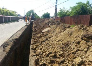 Mai multe străzi din municipiu şi câteva comune rămân astăzi fără apă