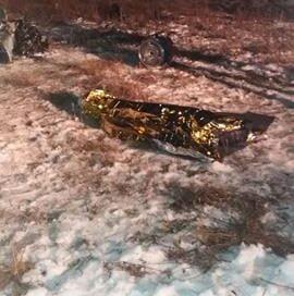 Grav accident de circulatie pe raza localităţii Buda