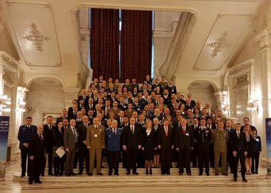 Peste 100 de înalți oficiali şi experți în domeniul securității, din țările membre şi partenere NATO prezenți la Bucureşti, la invitația Jandarmeriei Române