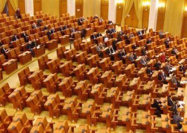 Parlamentarii PSD și ALDE au părăsit sala de plen: Klaus Iohannis: Ați obosit deja? Ghinion