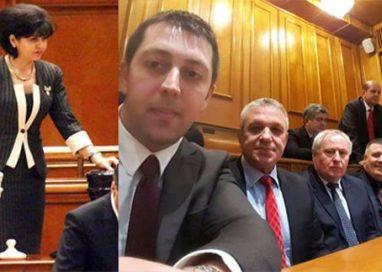 Senatorul PSD Doina Federovici: SUSȚINEM GUVERNUL GRINDEANU!
