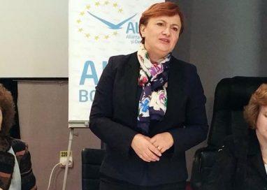 POLITICALiliana Mincă, numită vicepreședinte al ANPC