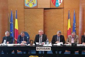 ADMINISTRATIEConsilierii judeţeni au votat bugetul judeţului