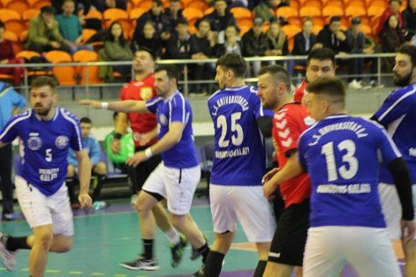 HANDBALCSM Botosani – CSU Galati 25-37. Galatenii au dominat meciul