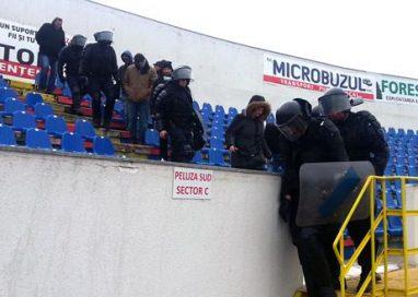 EVENIMENTSiguranța spectatorilor pe stadion, obiectivul principal al jandarmilor