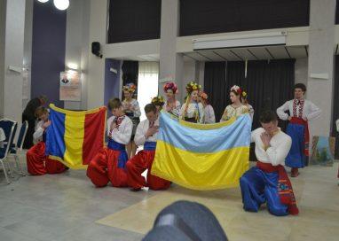 EVENIMENTSărbătoare ucraineană cu participarea prefectului Dan Nechifor