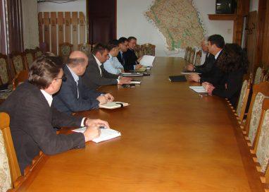 ADMINISTRATIEAutorităţi convocate în şedinţă pentru pregătirea sărbătorilor pascale
