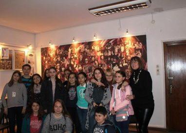 EVENIMENTExperiențe unice la TVR și Radio România pentru micii reporteri