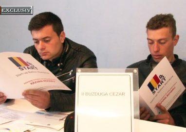 SOCIALHiliseu-Horia: Numerosi tineri si-au aratat interesul fata de programul Start Up Nation   -VIDEO
