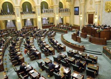 POLITICASenatul amână cu două săptămâni adoptarea Legii graţierii