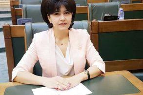 """POLITICADoina Federovici: """"Avem nevoie de consens politic pentru dezvoltarea județului Botoșani"""""""