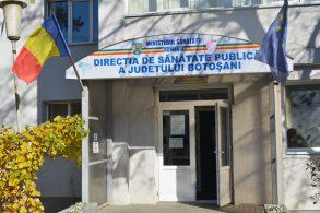 ADMINISTRATIEDirector adjunct nou la Direcţia de Sănătate Publică Botoşani