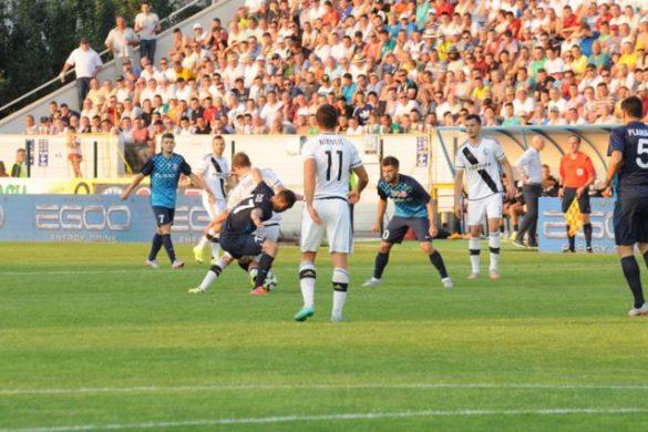 SPORT - FOTBALConcordia Chiajna – FC Botosani 2-1 (0-1) . Botosanenii continua forma slaba