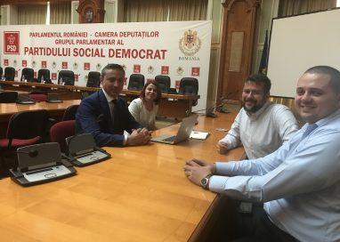 """POLITICADeputatul Costel Lupașcu: """"Acciza pe alimentele cu zahăr poate fi direcționată spre educație, sănătate sau pentru subvenționarea producției de legume și fructe"""""""